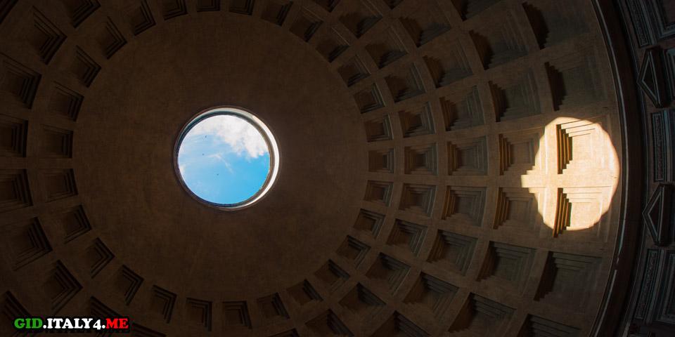 Достопримечательности Рима на рассвете без толп туристов