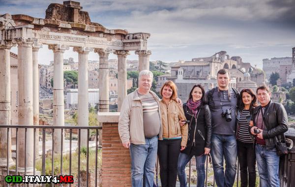 Отзыв на экскурсию в Риме 31 октября с Артуром от Елены Пыльченко