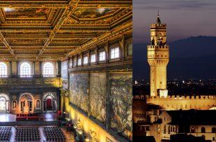 Палаццо Веккьо экскурсия во Флоренции