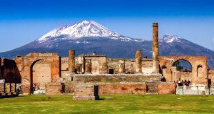 Экскурсия на вулкан Везувий и в Помпеи из Неаполя