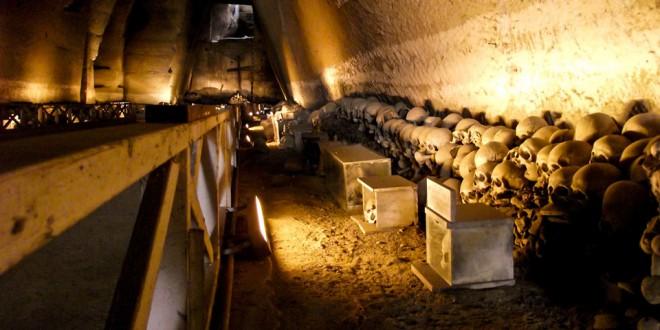 Экскурсия в легендарные подземелья Неаполя