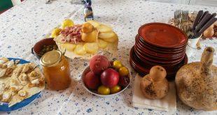 Мастер класс по сардинской кухне на Сардинии