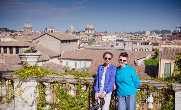 Отзыв на экскурсию по Риму на рассвете в мае 2016 года от Екатерины Пелевиной