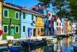 Красочная Венеция: острова Мурано и Бурано