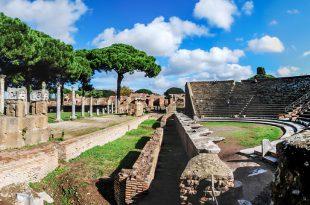 экскурсия в Древнюю Остию из Рима