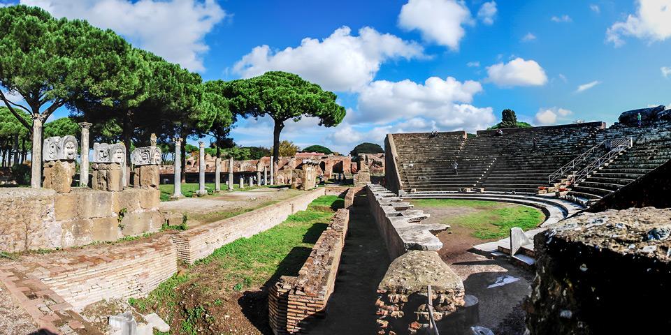 Поездка в Остию на один день из Рима