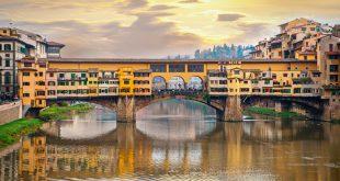 Прогулка на лодке по Флоренции