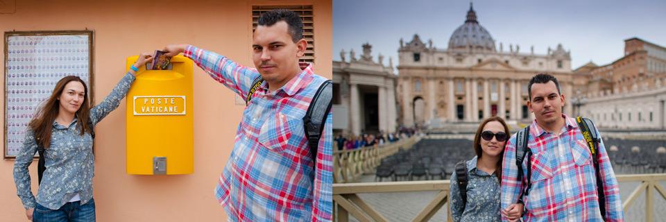Экскурсия в Ватикан на рассвете с гидом Владимиром Новиковым