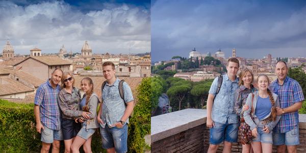 Экскурсия на рассвете по Риму в июне отзыв