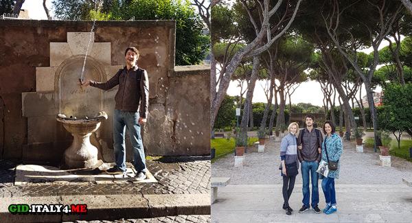 Отзыв про Ирину Кравченко экскурсия по Риму на рассвете