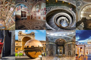 Экскурсия по Ватикану: музеи, Сикстинская капелла и собор