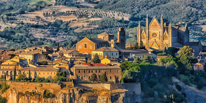 Экскурсия из Рима в Орвието
