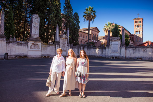 Экскурсия авентинский холм Рим