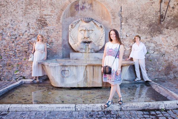 необычный Рим