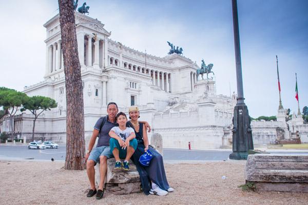 Экскурсия по Риму летом отзыв