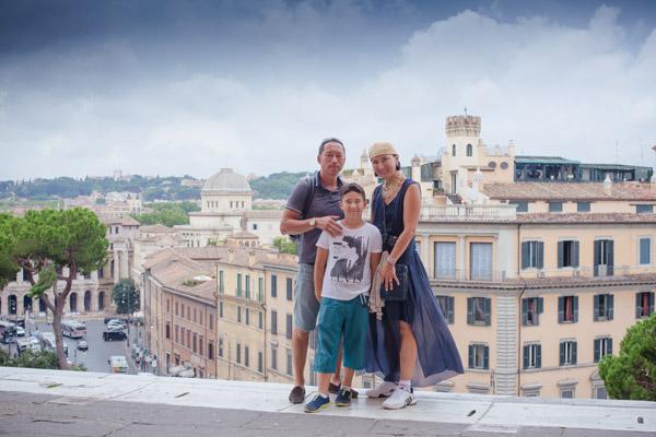 Экскурсия в Риме с Артуром Якуцевичем август 2016