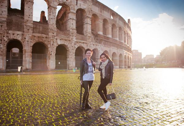 Рассвет в Риме у Колизея  отзыв об экскурсии