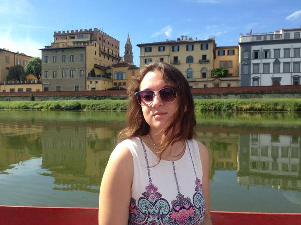 отзыв экскурсия во Флоренции с Татьяной Шумской
