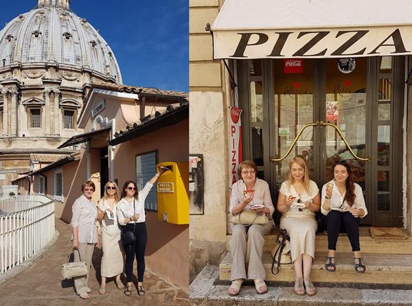Экскурсия в музеи Ватикана отзыв