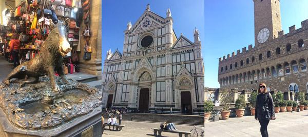 экскурсия по Флоренции в марте с Татьяной Шумской