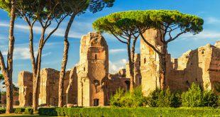 Экскурсия в римские термы