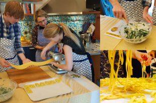 Кулинарный мастер класс в Парме