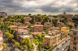 экскурсия в район Гарбателла в Риме