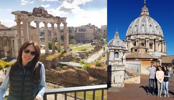 Отзыв об экскурсиях в Риме и Ватикане