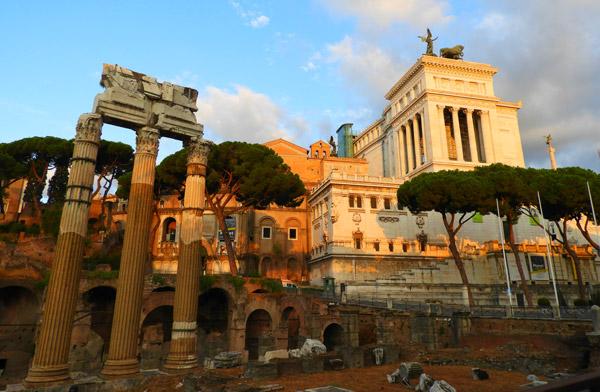 Витториано в Риме