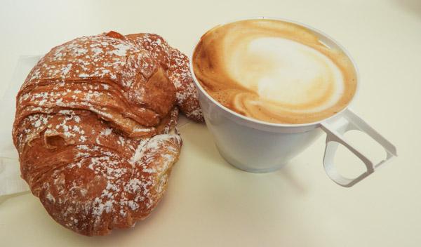 Кофе в Ватикане
