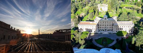 Экскурсия в Ватикан на рассвете