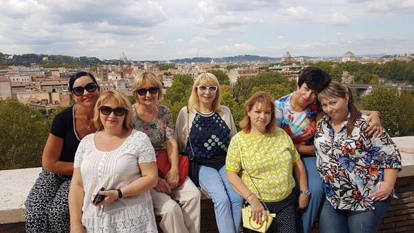 Обзорная экскурсия в Риме