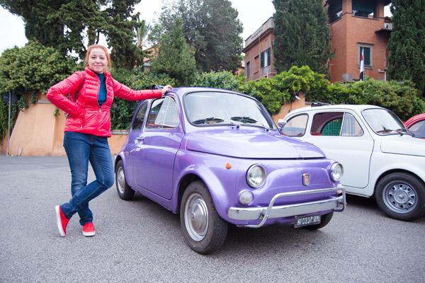Отзыв экскурсии в Риме с Италия для меня