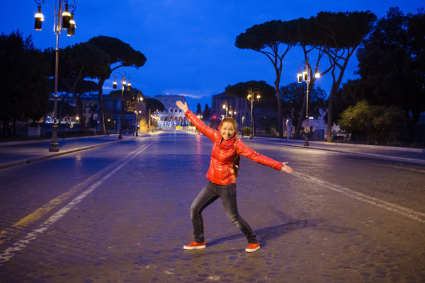 Рим на рассвете отзыв октябрь 2017 Екатерина Кириллова