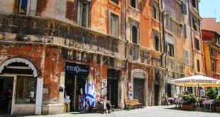 Экскурсия в Еврейское Гетто в Риме на русском языке