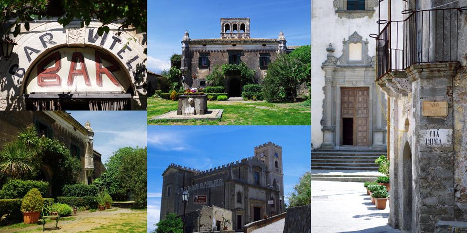 Сцены из фильма Крестный отец - экскурсия по Сицилии