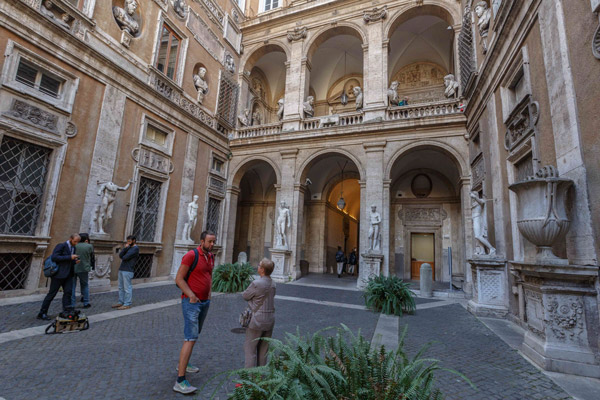 Экскурсия в Риме с Артуром на рассвете