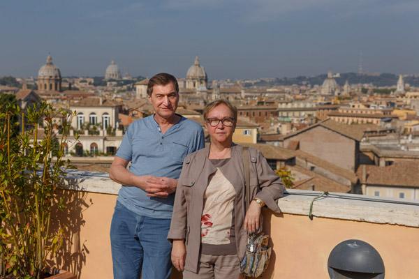 Отзыв про экскурсию в Риме на рассвете