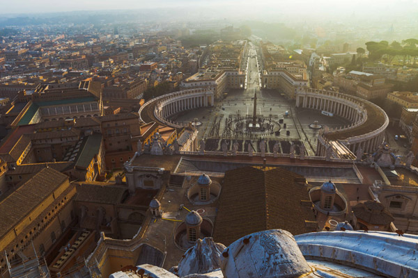 Экскурсия в Ватикан отзыв