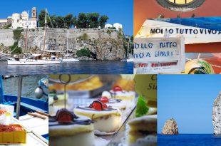 Экскурсия по Сицилии на Липарские острова