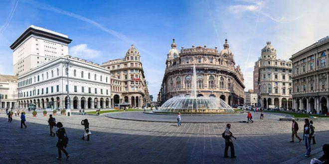Экскурсия в Генуе на русском языке с посещением смотровой площадки