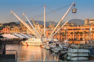 Обзорная экскурсия в Генуе