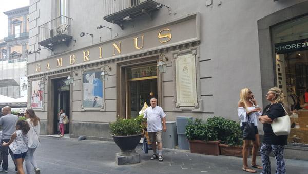 Отзыв эксурсия по Неаполю