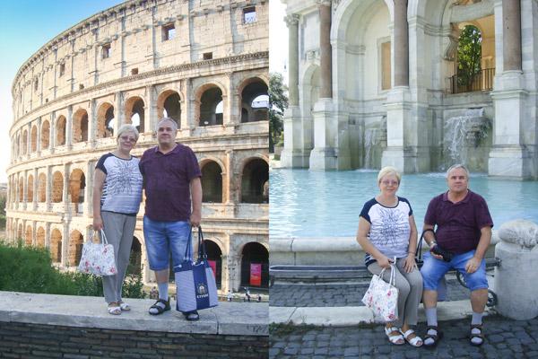 Отзыв эксурсия на рассвете у Колизея в Риме