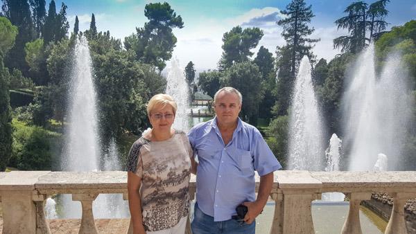 Экскурсия в Тиволи из Рима отзыв