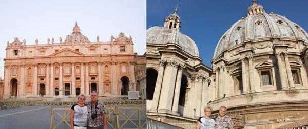 отзыв экскурсия в Ватикан с Еленой Вязниковой