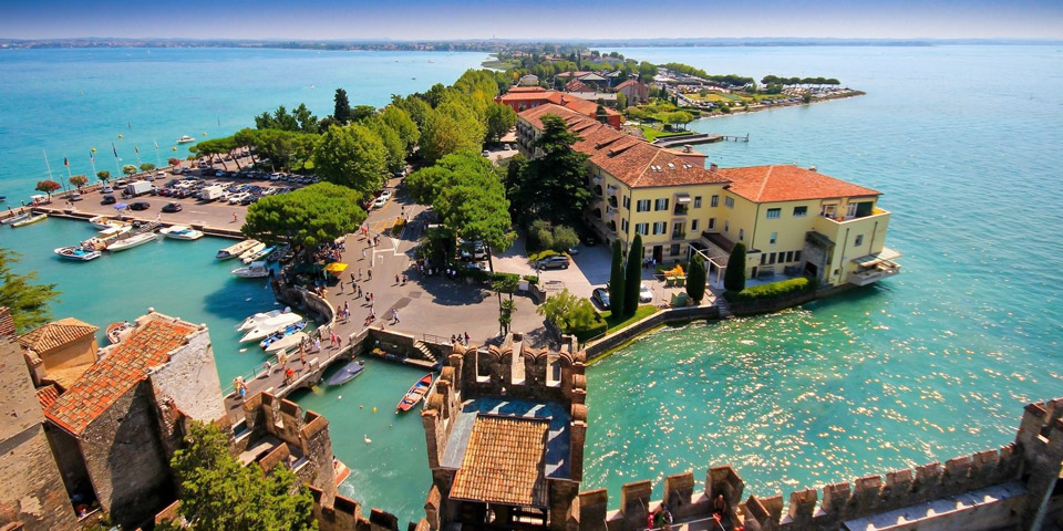 Экскурсия на озеро Гарда из Вероны