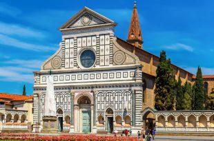 Экскурсия по базилике Санта Мария Новелла