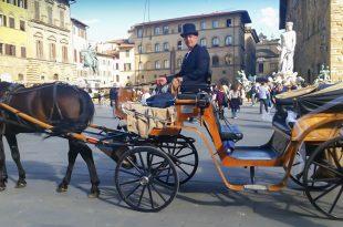 Экскурсия по Флоренции на карете