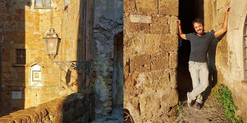 Экскурсия в город Кальката с итальянцем Леонардо